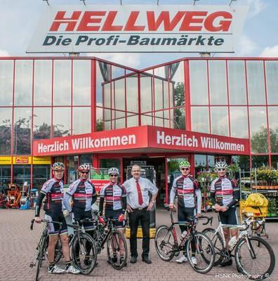 Hellweg Baumarkt in Dorsten