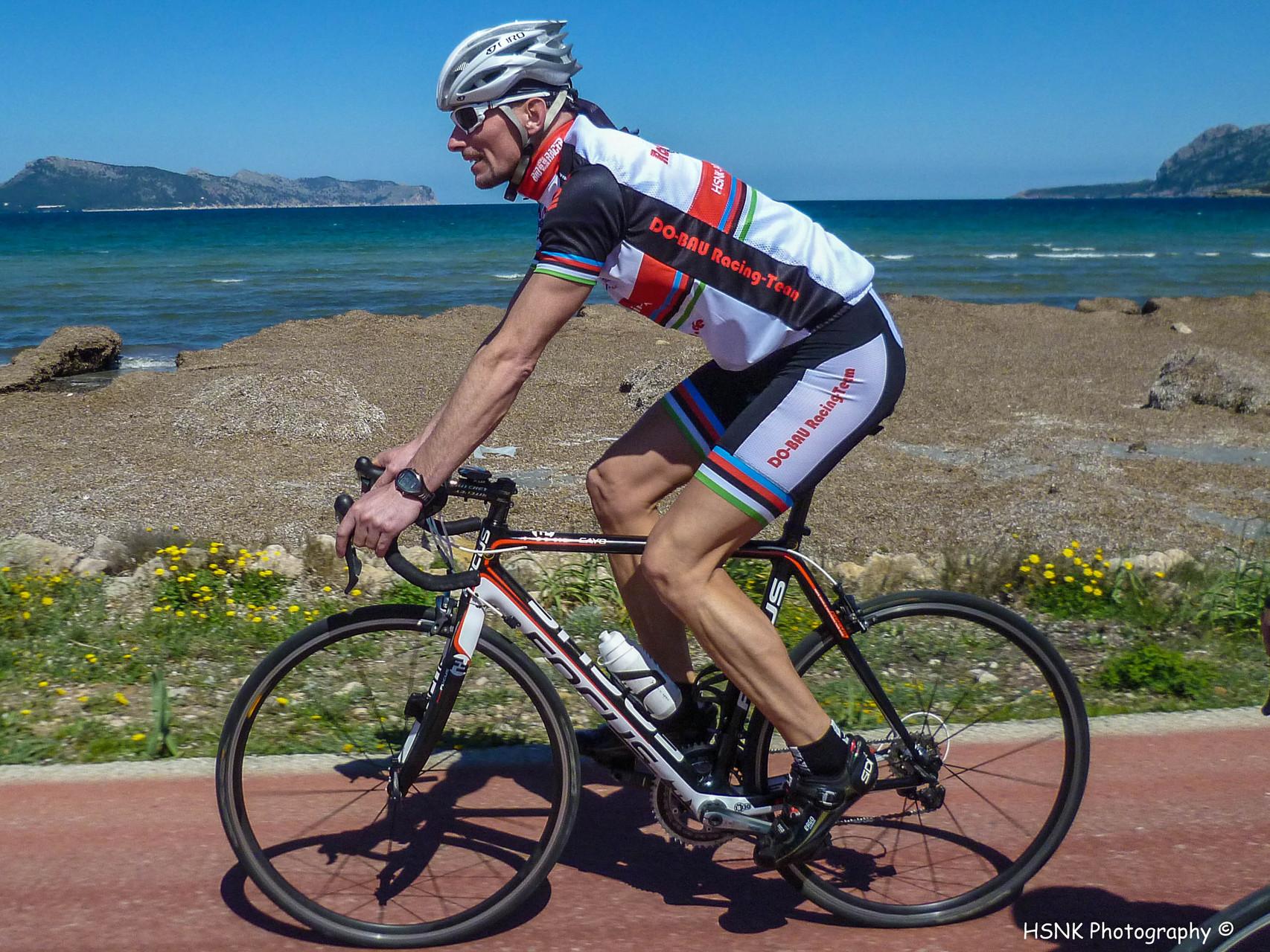 Jörg Grasedieck auf Mallorca
