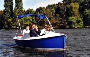 As bateau électrique