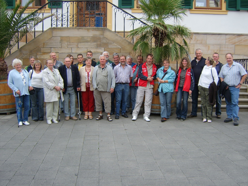 Ausflug 2007