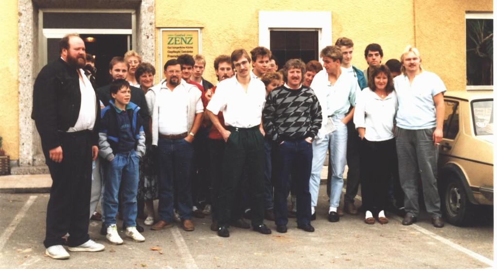 Ausflug 1988