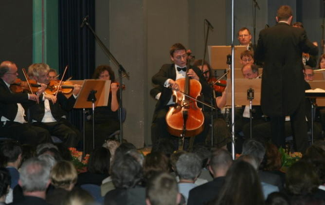 International Music Competition in Markneukirchen Final stage 2009