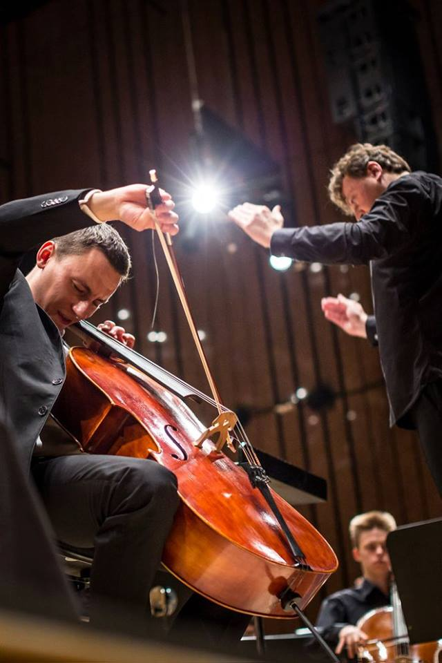 Lodz Philharmonic conducted by Adam Klocek October 2015