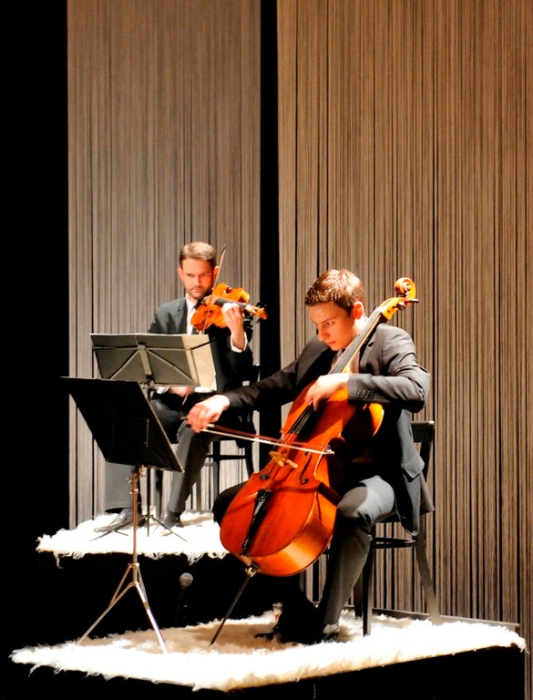 """Jacques Brel"" performance Heidelberg Theatre 2010"