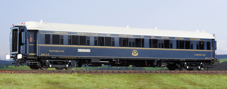 Spur 1 Orientexpress Schlafwagen (Handmuster)