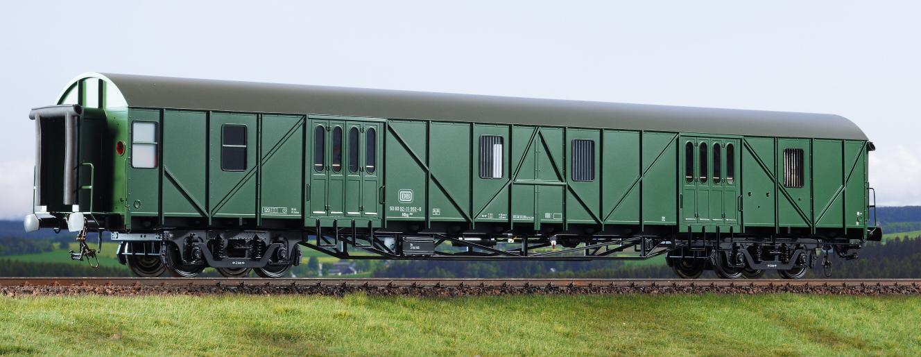Spur 1 MDyg 986 Werkstattwagen, Epoche IV (Handmuster)