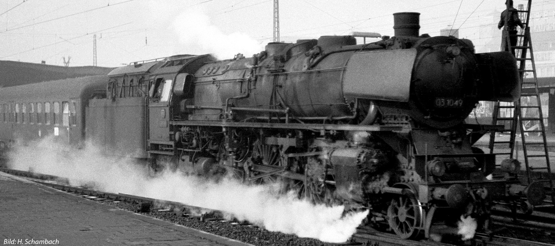 Vorlage Baureihe 03.10 - Altbaukessel mit Umbautender