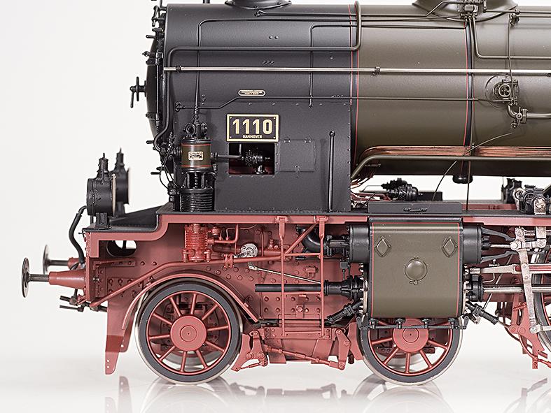 Bestell-Nr. 11010, KPEV, Epoche I - Bauart 1911