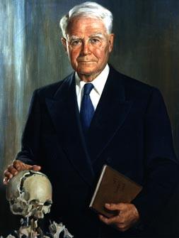 Dr William Garner Sutherland DO (1873-1954) fondateur de l'ostéopathie dans le champ crânien