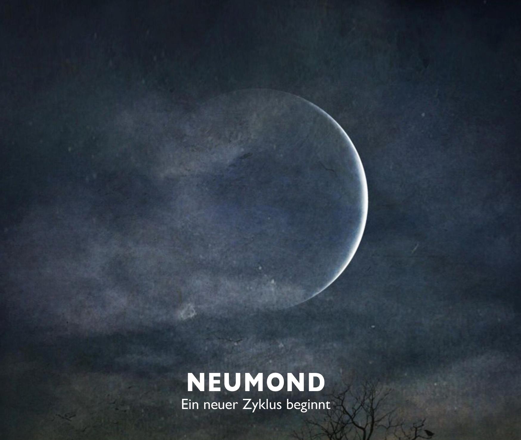 Neumond im Steinbock