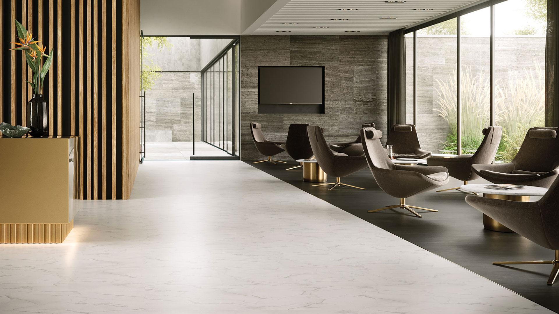 Dekor: White Marble