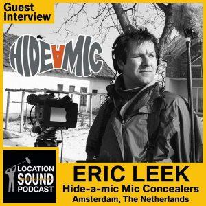 HIDE-A-MIC Concealers Montage Lavalier Ansteckmikrofone  Funkmikrofon verstecken geräuscharm rascheln schnell Schauspieler Interview Video Ton