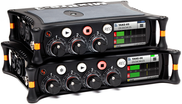 Sounddevices MixPre-3 und MixPre-6 - portable Mixer / Recorder