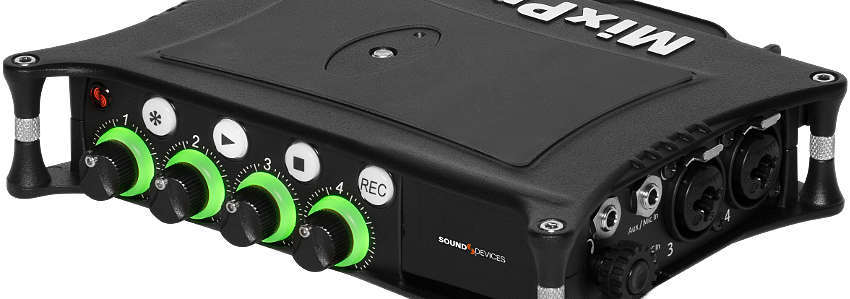 Sound Devices MixPre II - bei TON Eichinger lieferbar - in stock in Europe - in Wien Österreich testen
