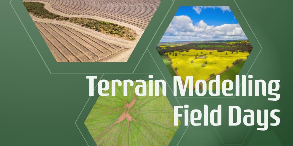 Queensland Terrain Modelling Field Days