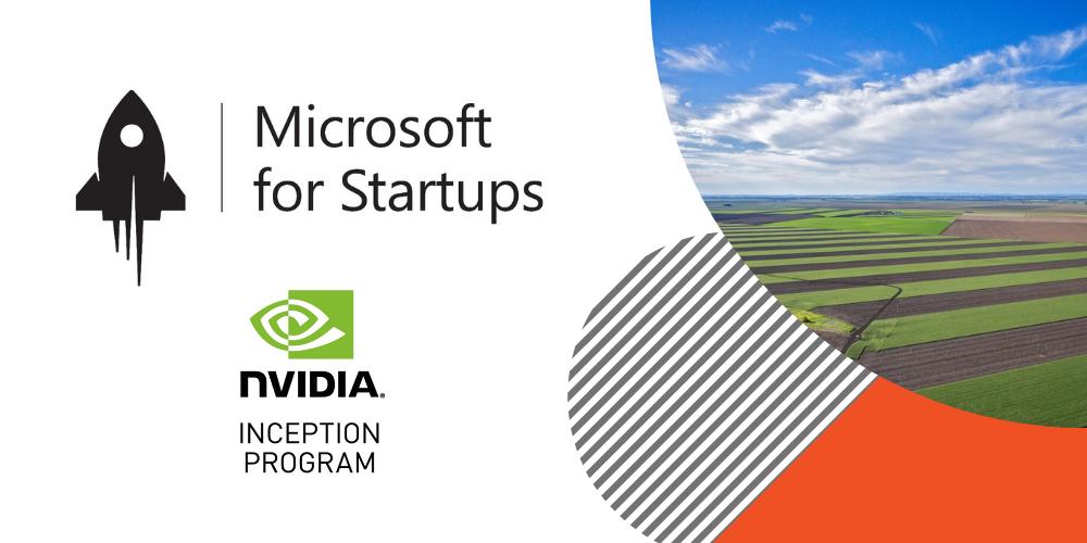 InFarm joins NVIDIA Inception & Microsoft for StartUps