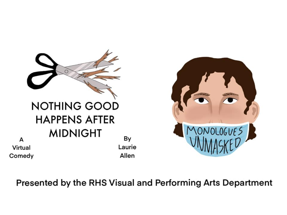 Ridgefield Highschool Production of Nothing Good Happens After Midnight