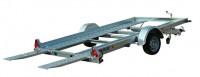 Rampes acier 1m intégrées