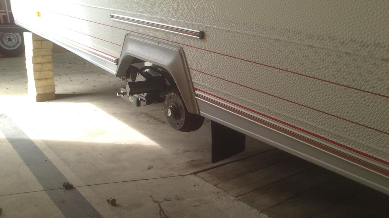 réparation caravane Vannes
