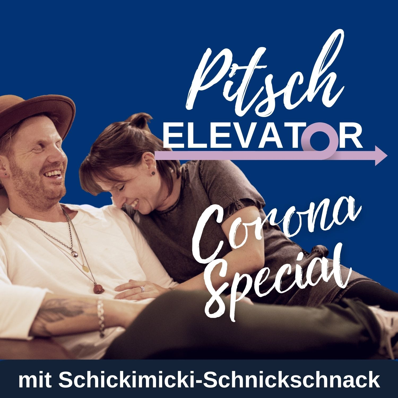 084: Hallo Leben! Schmuck für Dich als Unikat- Corona Special mit Schickimicki-Schnackschnack
