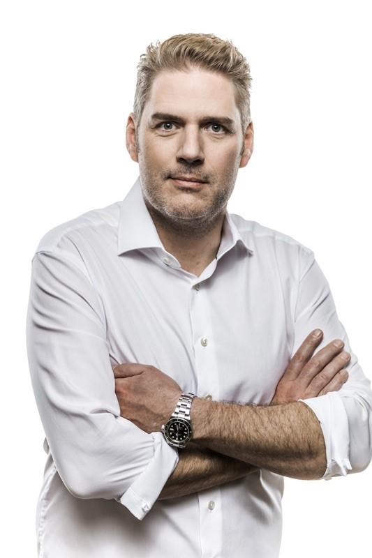 Björn Brost Gründer von pliq.com - Shapewear - in Düsseldorf