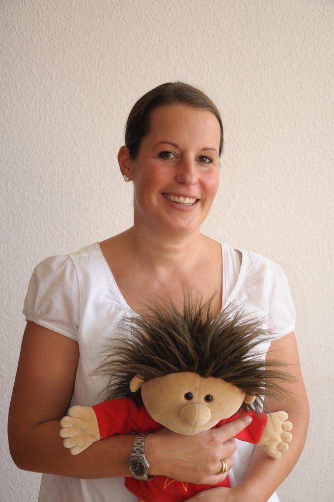 Alexandra Puschwadt, Kinderkrankenschwester