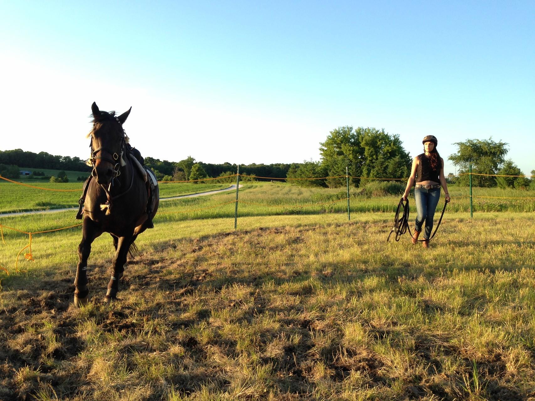 First saddle