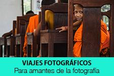 Viajes fotográficos