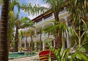 Patio Hôtel padang Bai