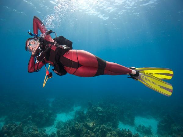 Améliorer vos compétences, cours Advanced Open Water