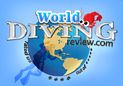 World diving review Logo