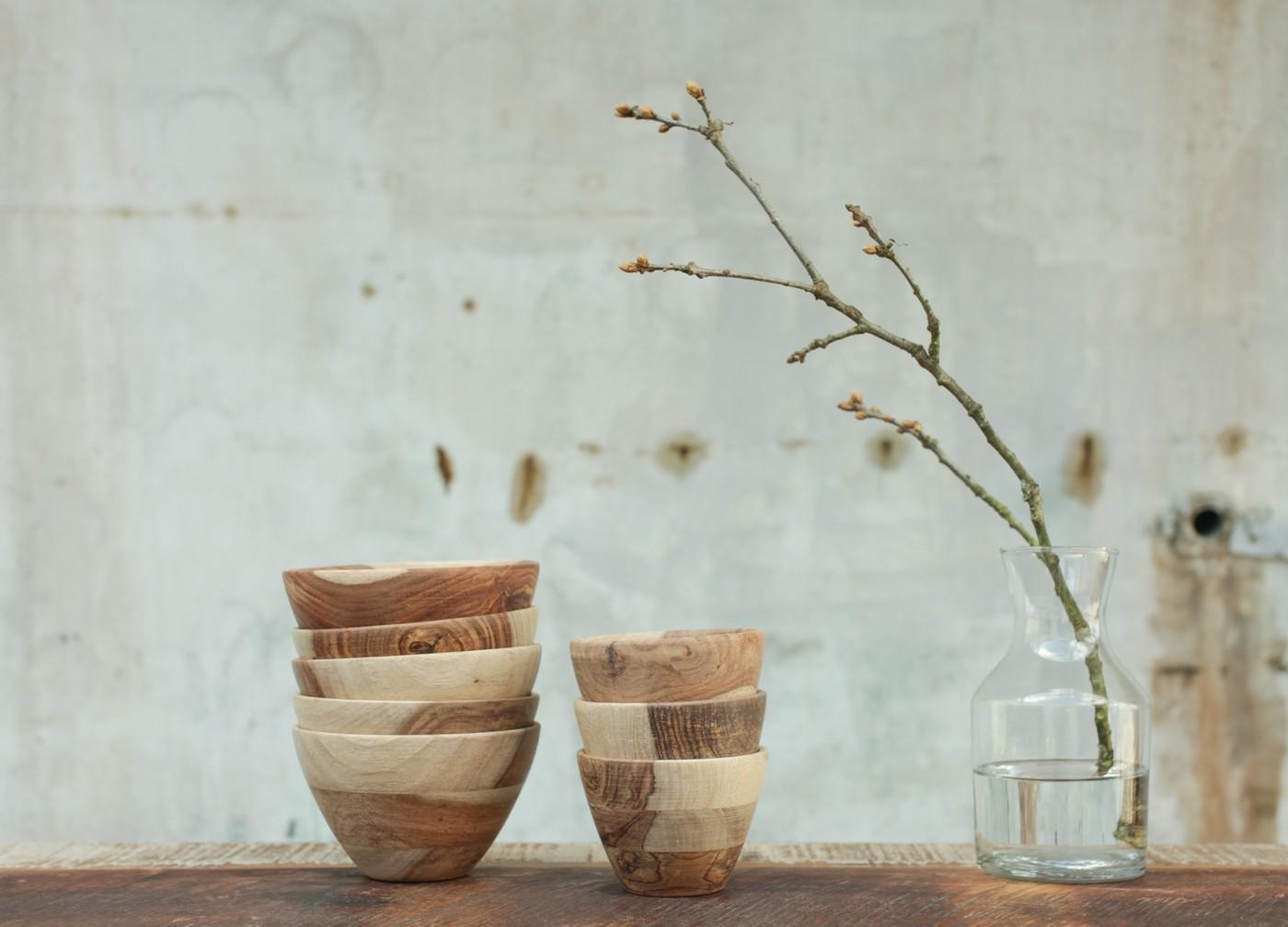 Atu wooden bowl