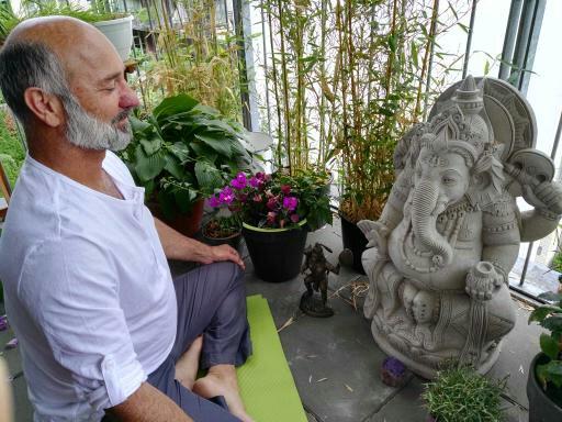 Meditieren mit Ganesha