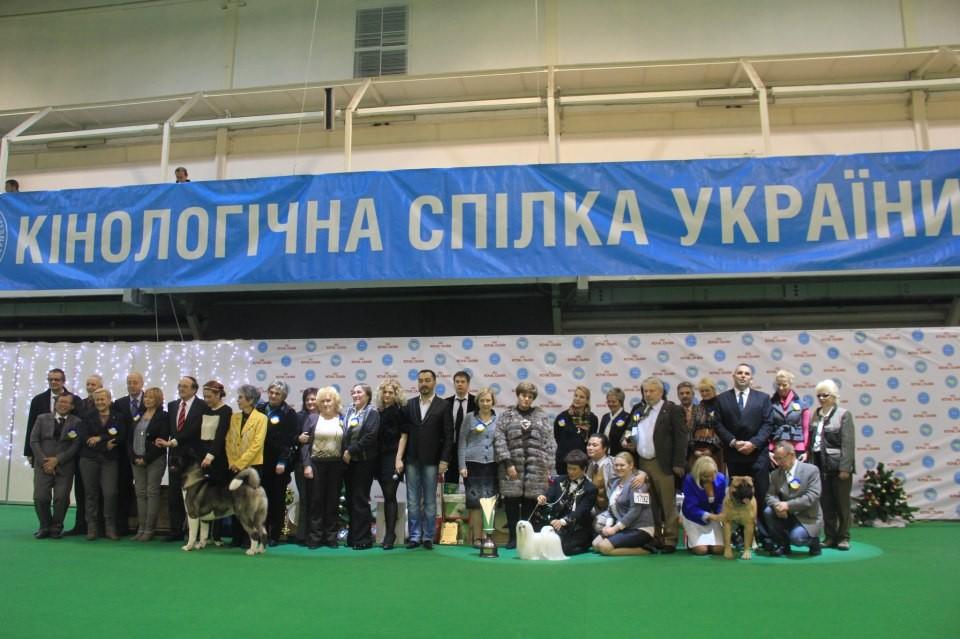 Тар Кристина (судейство) Киев