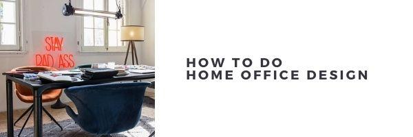 Home Office - So gestaltest du deinen Arbeitsplatz für mehr Produktivität!