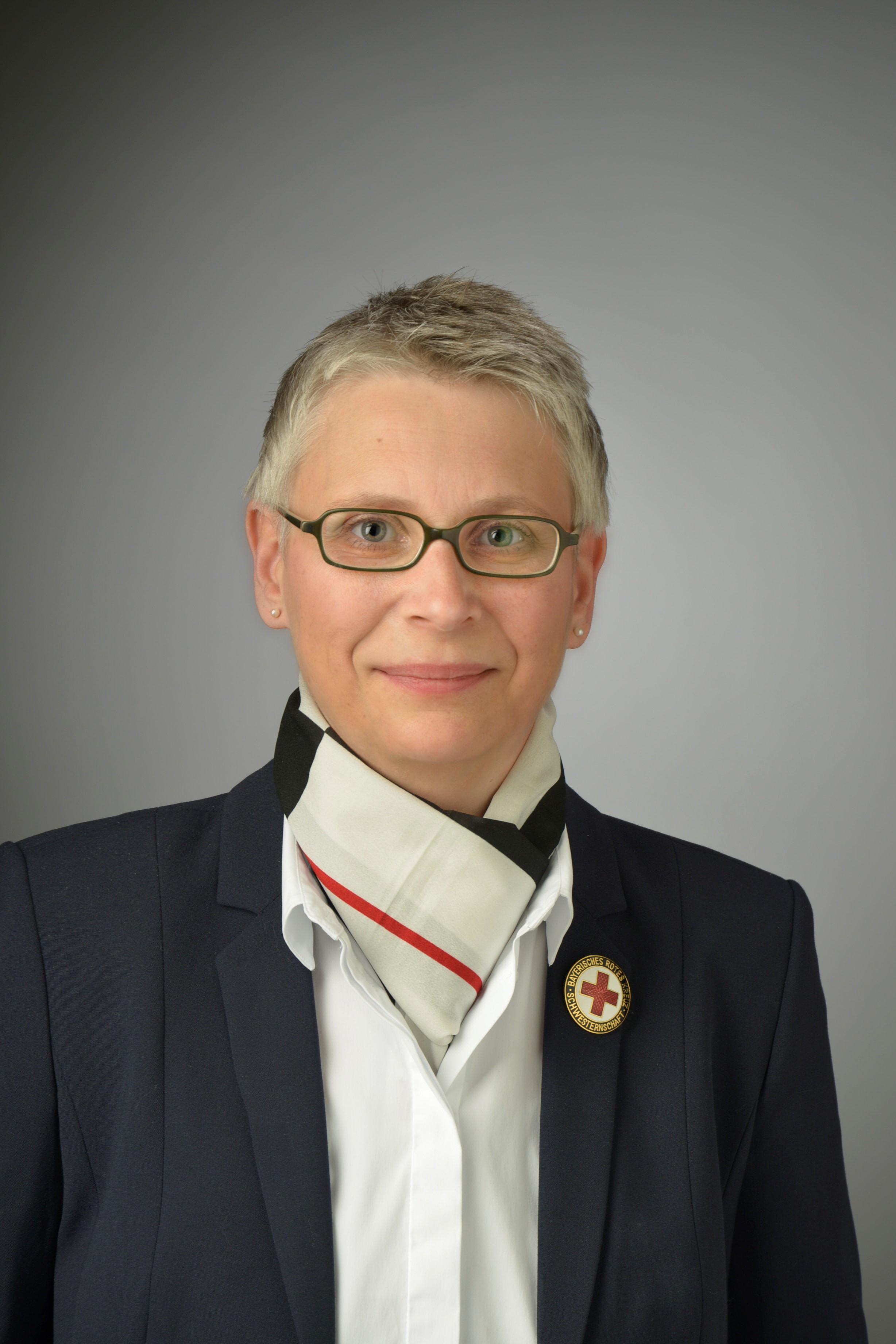 Oberin Heidi Scheiber Deuter