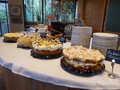 Kinonachmittag mit Kuchenbuffet