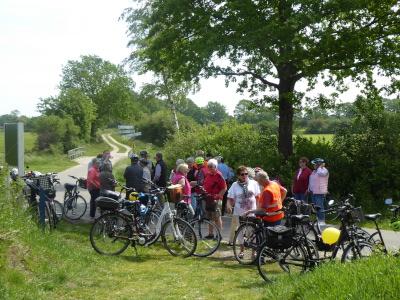 Radtour der LandFrauen Hennstedt
