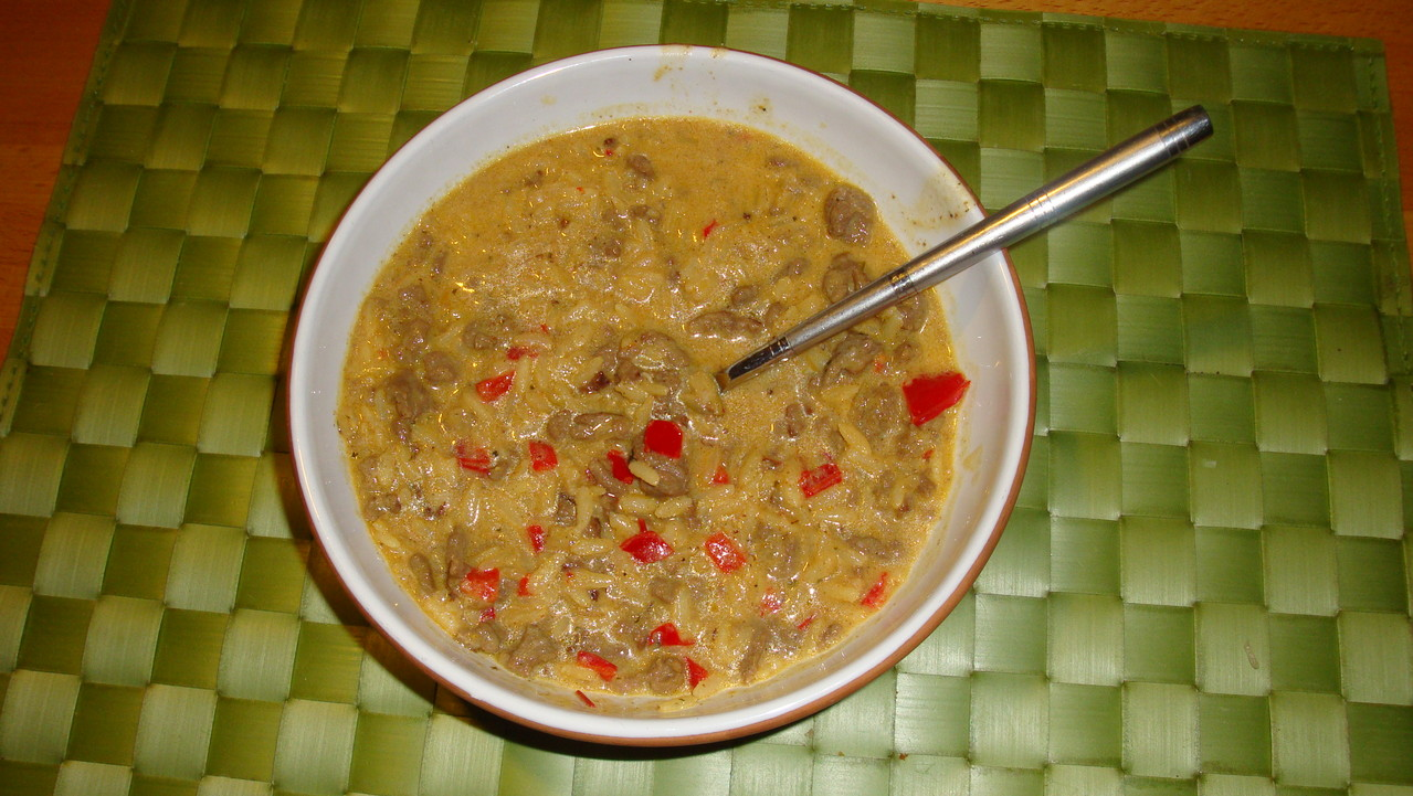 Asiatischer Reistopf