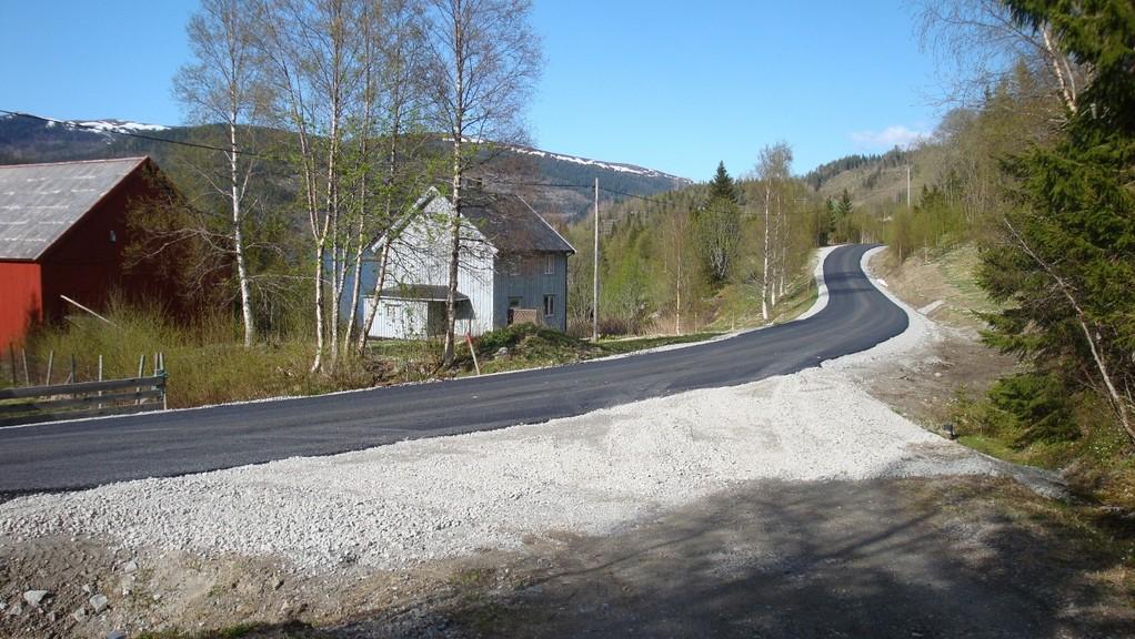 Die neue Straße