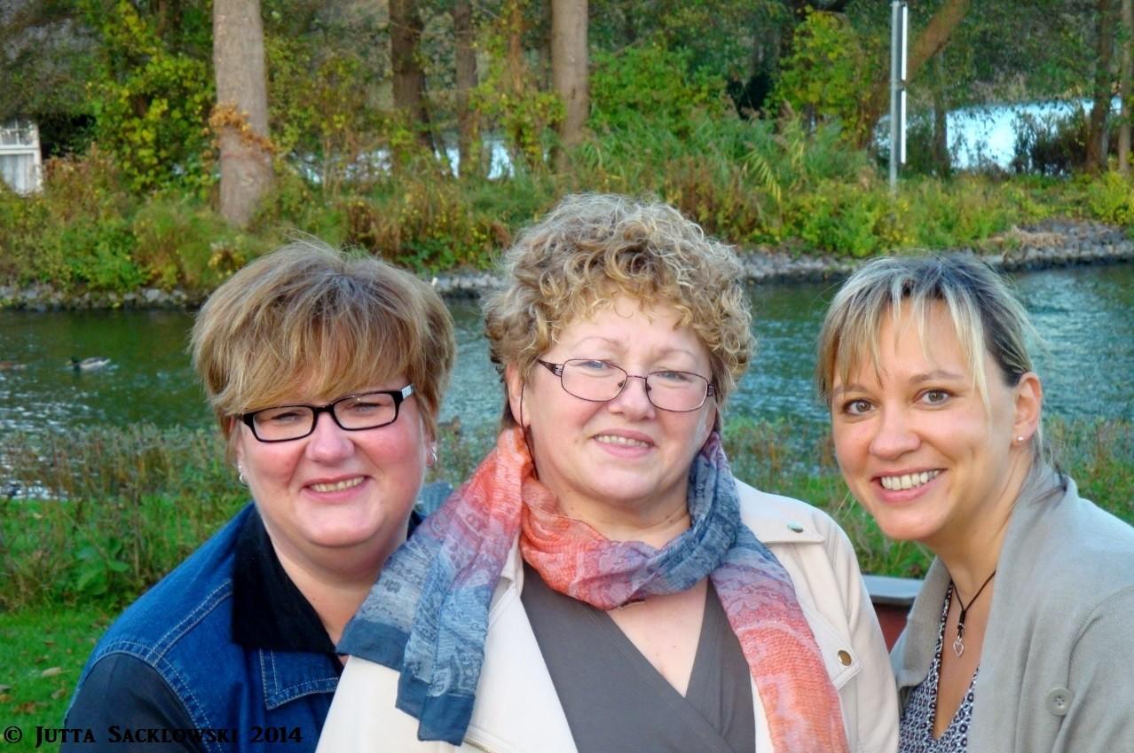 Drei Schwestern!