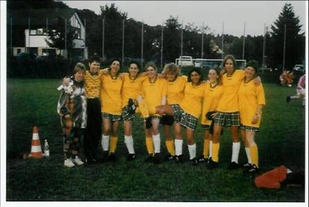 "Frauenfussballteam ""Kakadus"" 1995"