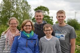 Familie Espermüller bietet Urlaub auf dem Bauernhof in Schleswig-Holstein.