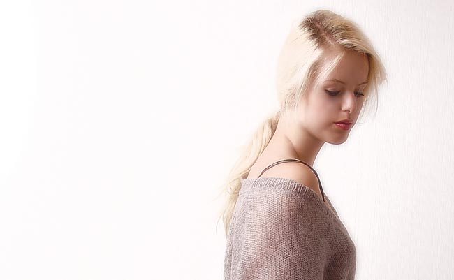 Model: Melissa Arton©