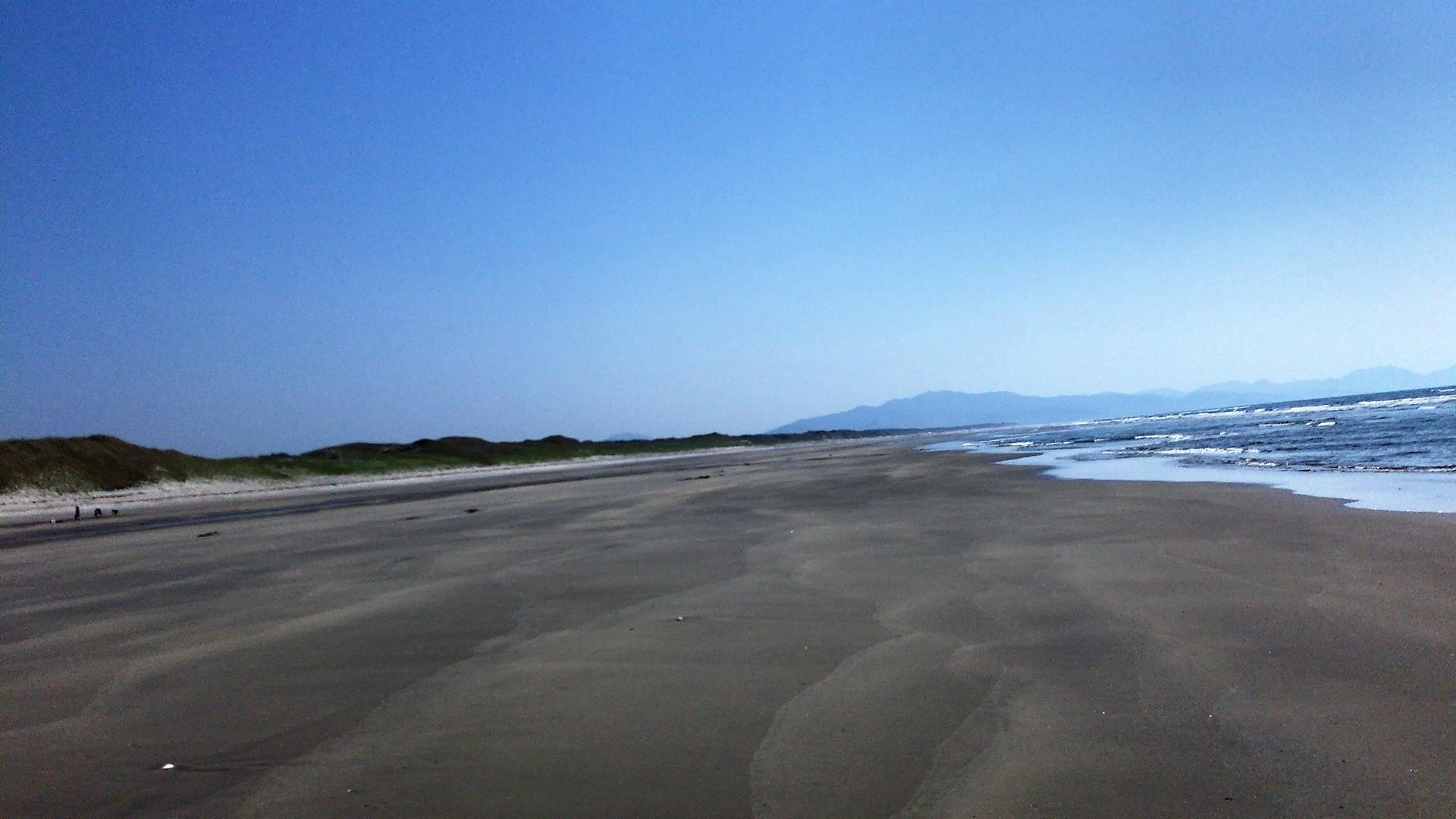 吹上浜(日置市)