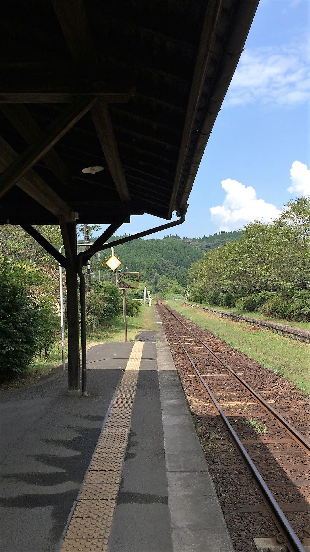 嘉例川駅(霧島市)