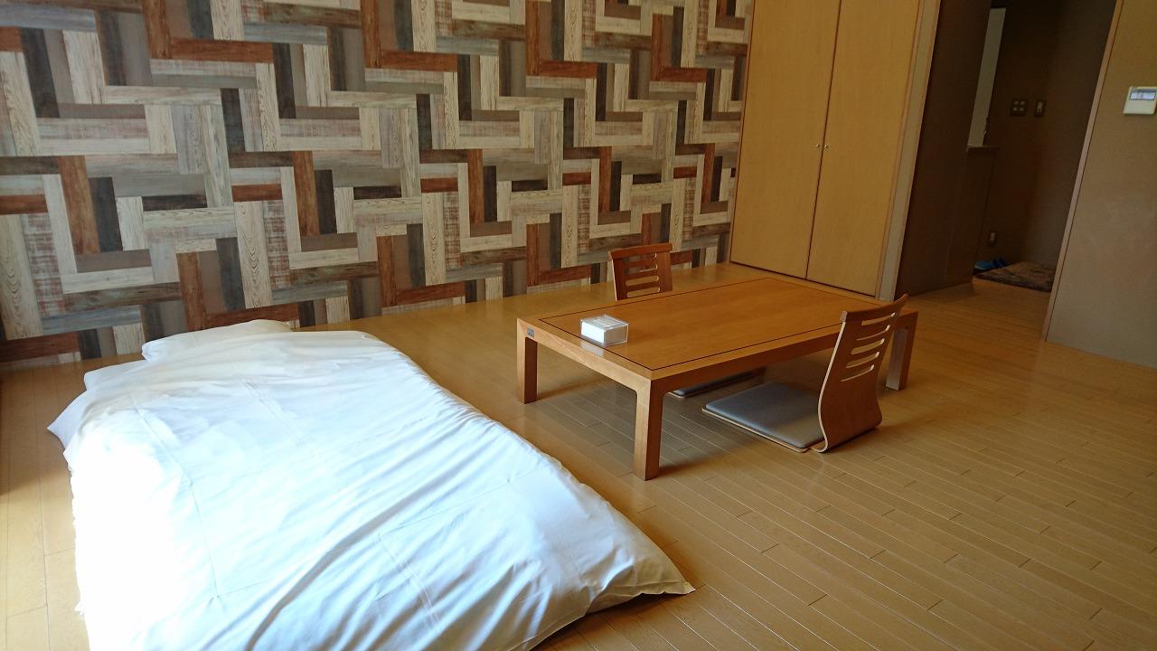 ホテルおとぎ 和室タイプ2