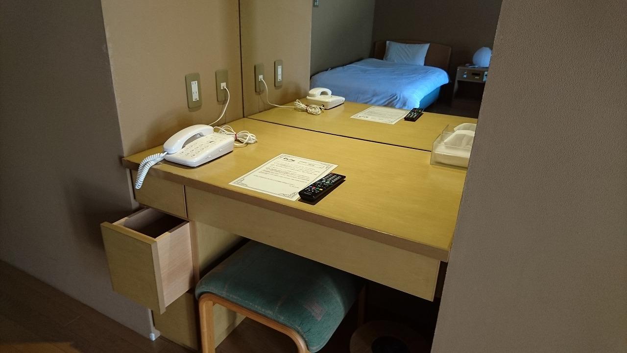 ホテルおとぎ 洋室ツインタイプ2