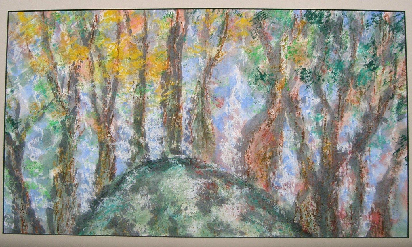 「御陵の森」