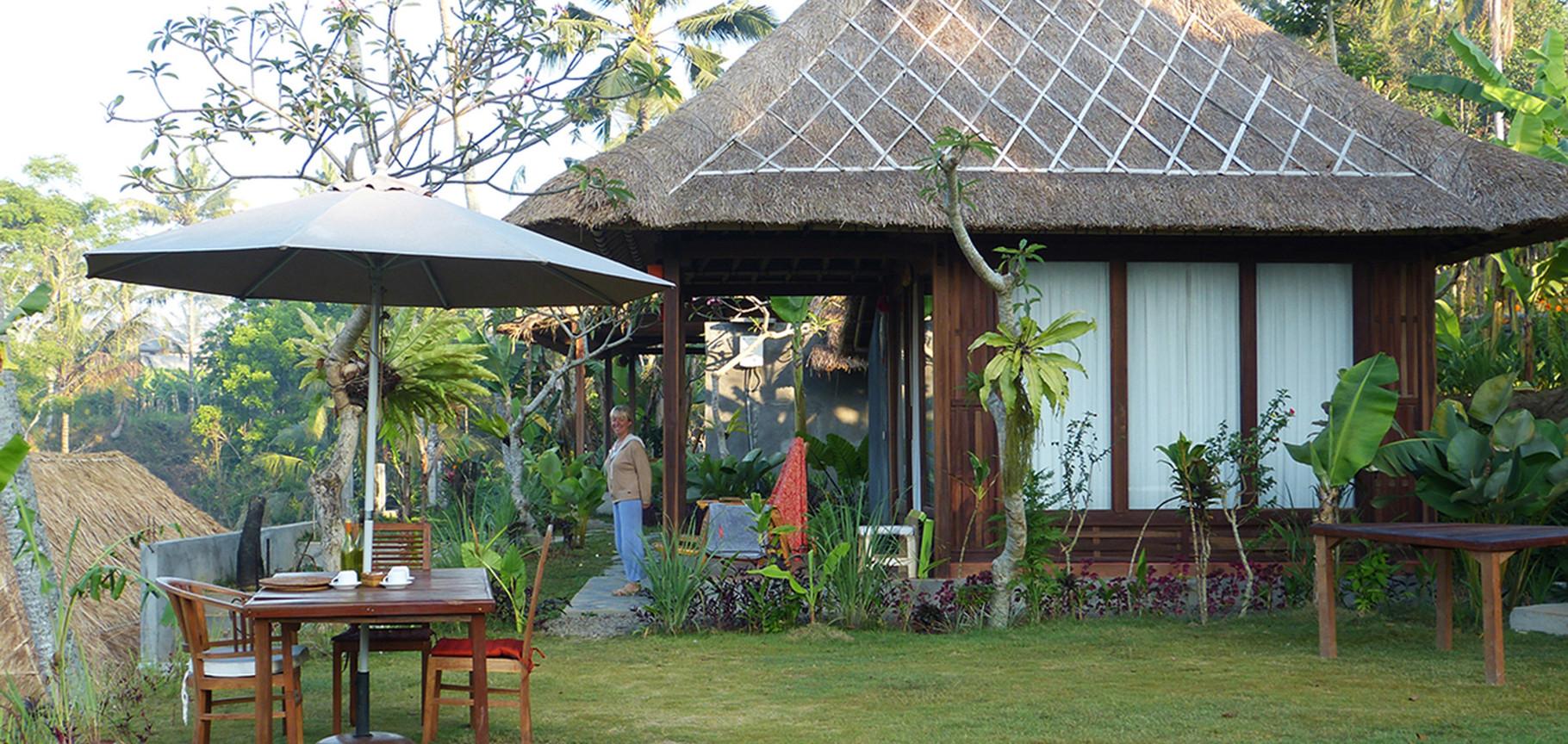 Maison d'hôtes à Bali, Bersila la Maison du Bonheur
